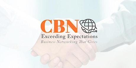 Giovedi 29  luglio - CBN Cuneo LIVE - Business Networking per imprenditori biglietti