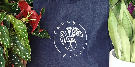 Houseplant winter care and late night shopping at Fancy Plants tickets