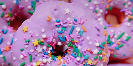 Kids Doughnut Decorating and Pizza Scrolls tickets
