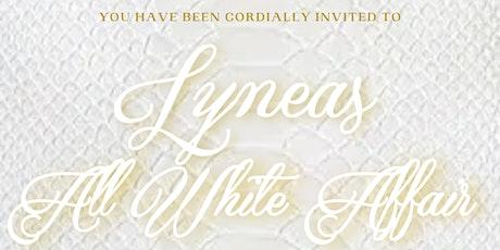All White Birthday Celebration for Lynea tickets
