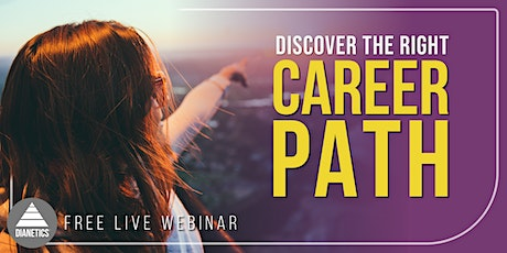 Discover The Right Career Path| Free Live Webinar tickets