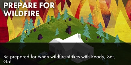 Preparing for Wildfire (Lake County) tickets
