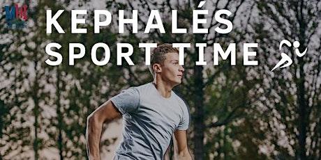 KEPHALES SPORT TIME billets
