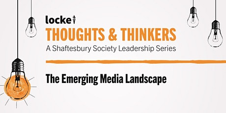 The Emerging Media Landscape tickets