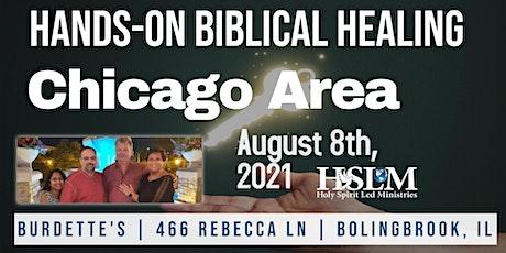HEALING SERVICE-  CHICAGO AREA- BOLINGBROOK, IL tickets