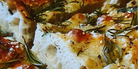 Focaccia and Italian Biscuits tickets