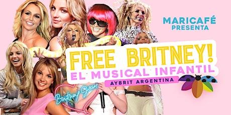 #FreeBritney! El Musical Infantil entradas