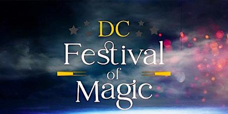 Washington DC Festival of Magic Presents: International Champion Will Fern tickets