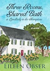 "Author Talk: ""Three Rooms, Shared Bath"" by Eileen Obser tickets"