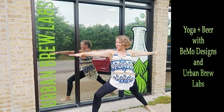 Yoga + Beer: On Tap and On Your Mat tickets