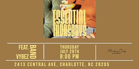 Eclectic Soul Sessions   Essential Thursdays (Live Music & Cocktails) tickets