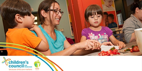 Early Educator Workshop: Mealtime Matters 20210901 tickets