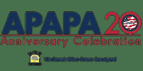 20th Year Anniversary Celebration tickets