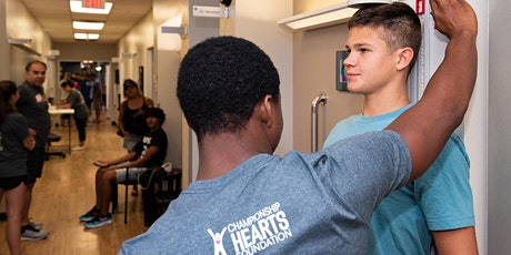 VOLUNTEER on August 21, 2021 at ARC Center St. for the Heart Screening tickets