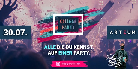 College Party Dresden Tickets