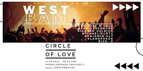 Circle of Love w./ WESTBAM tickets