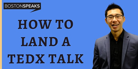 How To Land A TEDx Talk tickets