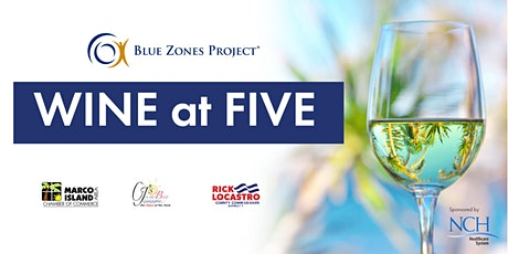 Marco Island Wine at 5 tickets