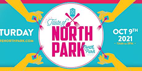 Taste of North Park tickets