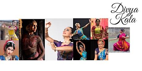 """Divya Kala"" A Kuchipudi & Bharatanatyam dance showcase tickets"