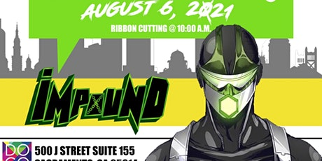 Impound Comics Store Grand Opening tickets