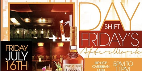 @TAJ FRIDAYS DAY SHIFT AFTERWORK 2 for1 DRINKS or OPEN BAR OPTION tickets