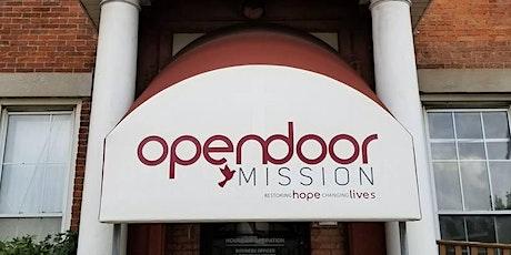 Open Door Mission tickets