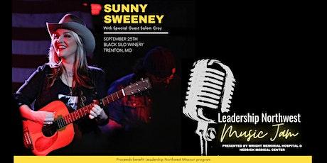 Leadership Northwest Music Jam:  featuring Sunny Sweeney tickets