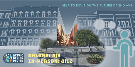ONLINE: 2nd Ave N Community Visioning Session tickets