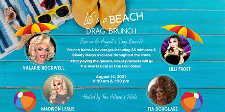 Life's a Beach Drag Brunch: First Seating tickets
