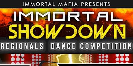 Immortal Showdown Regionals tickets