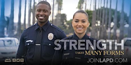 Los Angeles Police Department Virtual Hiring Seminar tickets