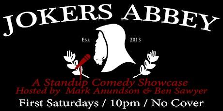 Jokers Abbey Comedy Show tickets