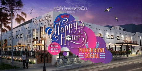 The Move Happy Hour Tour-Punch Bowl Social tickets