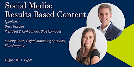 Social Media: Results Based Content tickets