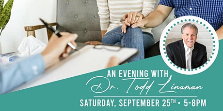 A Night With Dr. Todd Linaman tickets