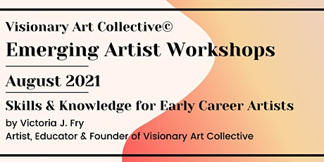 Emerging Artist Workshop 8/7 tickets