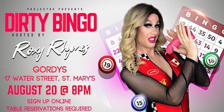 Dirty Bingo Night - St. Mary's tickets