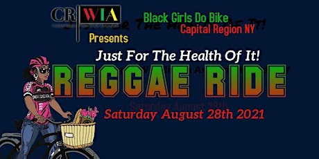 Just For The Health Of It!  REGGAE RIDE 2021 tickets