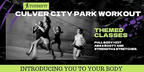 Culver City Park Workout tickets