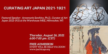 Curating Art Japan 2021-1921 tickets