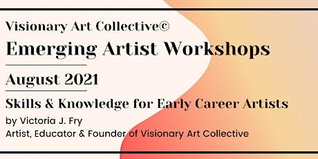 Emerging Artist Workshop 8/19 tickets