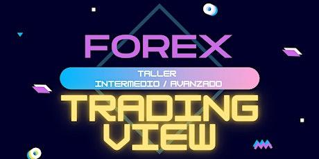 Taller Forex & Trading View Intermedio/Avanzado boletos