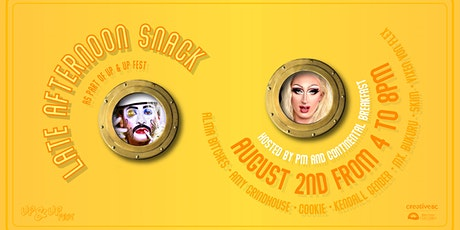 Late Afternoon Snack Pride Patio Party tickets