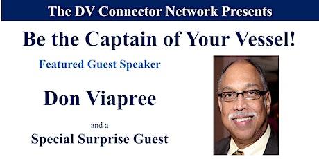 DV Connector Network - Don Viapree Speaker tickets