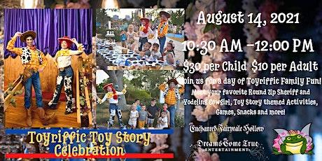 Toyriffic Toy Story Celebration tickets