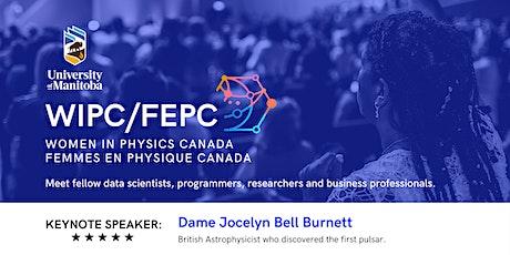 Women in Physics Canada 2022 (WIPC/FEPC) tickets