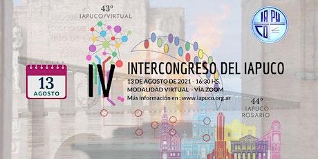 IV Intercongreso IAPUCo entradas