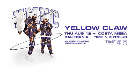 Yellow Claw tickets