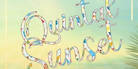 Quintal Sunset ingressos